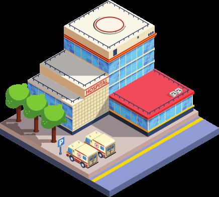 Hospital running on Meta hOS