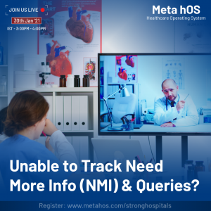Unable to Track Need More Info (NMI) and Queries?
